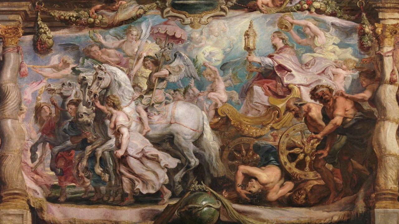 Rubens: The Triumph of the Eucharist_01