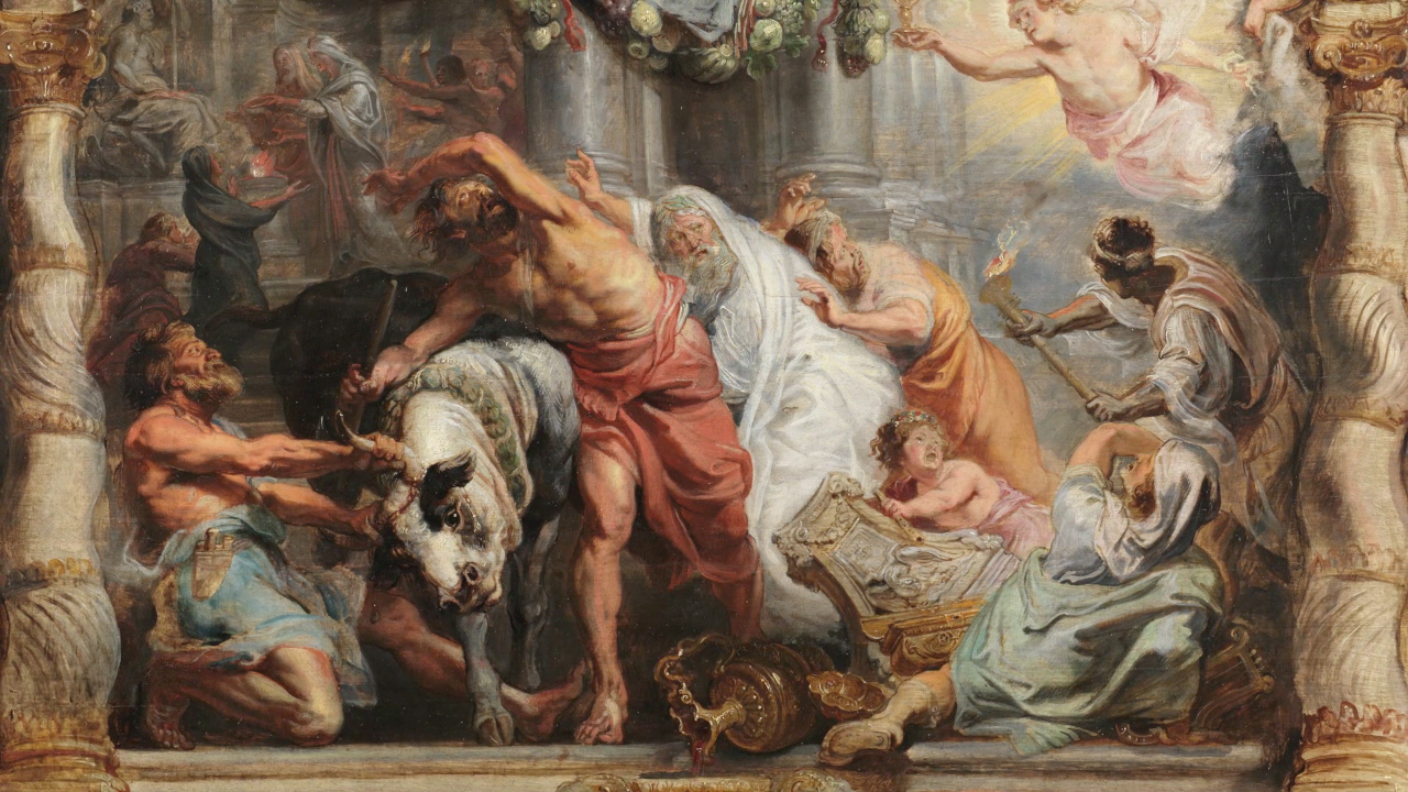 Rubens: The Triumph of the Eucharist_03